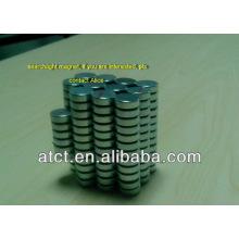 Qualitativ hochwertige N52 Neodym runden Magneten
