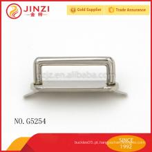 Rectangular bolsa de metal bolsa montagem acessórios decoração G5254
