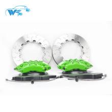 High Performance Big Bremssatz WT 9040 mit gebohrten und geschlitzten Bremsscheiben Casting und Ersatzteile Systemzubehör