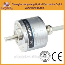 38mm solid shaft encoder Position Sensor/Rotary Sensor Solid Shaft 1024/2048 ppr Voltage output,DC12-24V