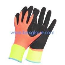 New Products, Color Latex Glove, Sandy Finish