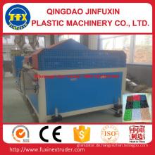 Kunststoffbodenmatte Produktionslinie