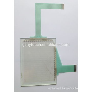 5.7 inches digital transparent glass industrial control touch screen panel for display