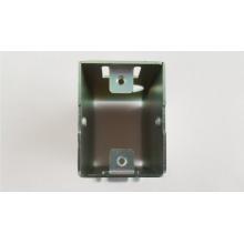 1.0mm SPCC Sheet Metal with Electroplating/Flanging Tanpping