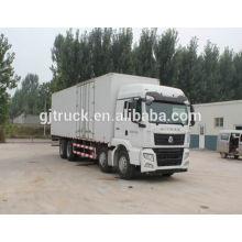 Camioneta Sinotruk Sitrak marca 8X4 camioneta para 20-48 metros cúbicos
