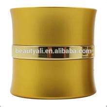15g 20g 30g 50g crema de plástico crema jarra de aluminio