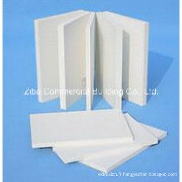 Le PVC a augmenté le PVC de mousse de panneau de mousse de PVC
