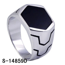 2016 neue Design Schmuck 925 Silber Mann Ring (S-14856, S-14856A, S-14856B, S-14856D, S-14856R)