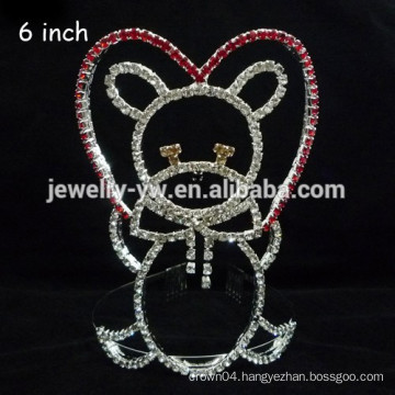girls hair accessories wholesale crystals mickey headband