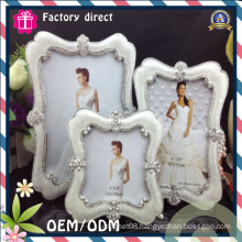 Square Hand Made Metal Photo Frame Supplier