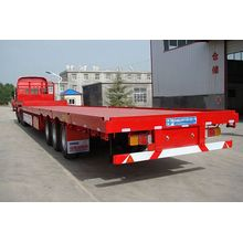 20ft flatbed container semi trailer truck for sale