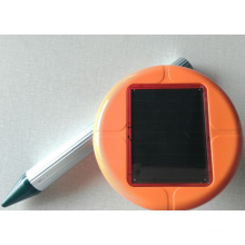 Orange Color Solar Mole Repeller/Solar Snake Repeller