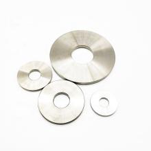Rondelle plate OEM factorym8 Rondelle plate titane GR5