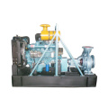 Centrifugal Water Pump Powered by 4 Cylinder Diesel Engine
