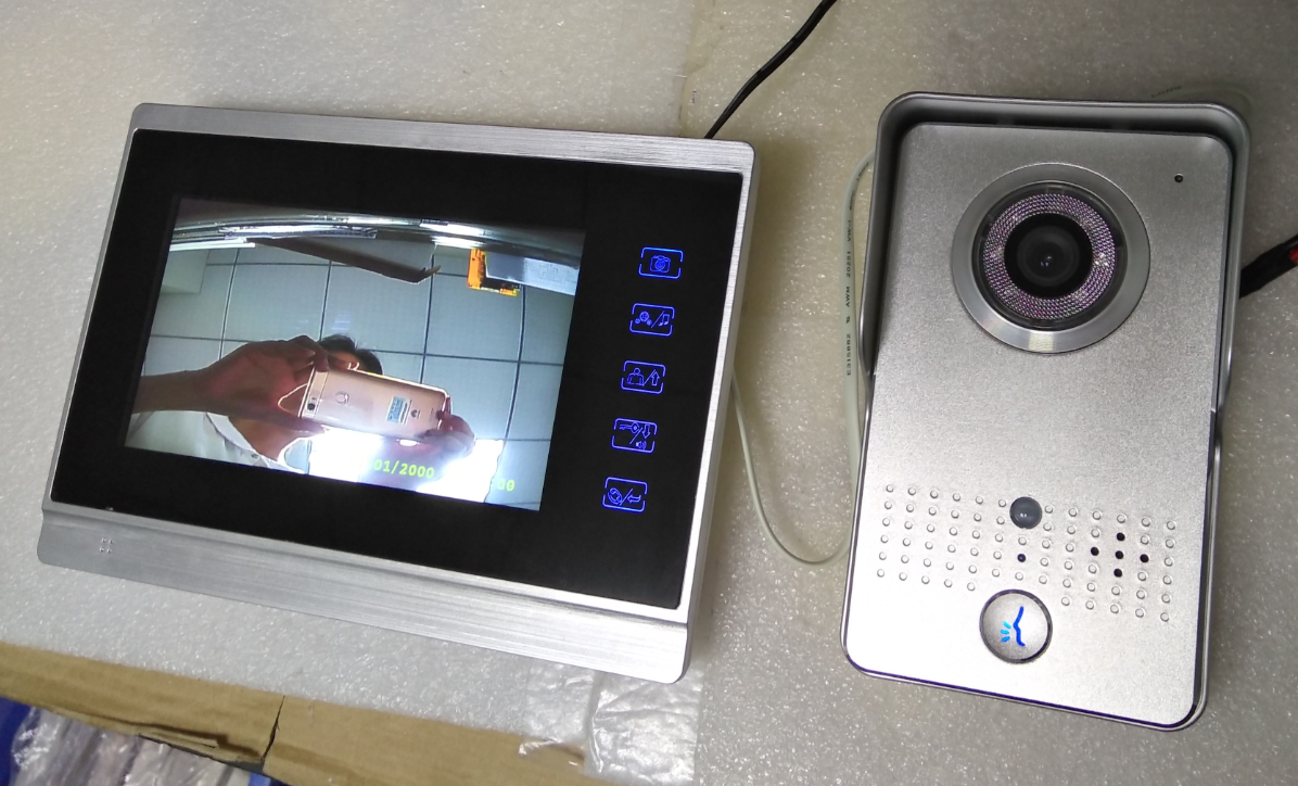Home Video Intercom