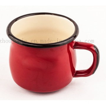 OEM High Quality Coffee Tea Milk Enamel Mug