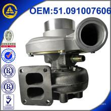 K31 turbo usado para camiones diesel hombre d2866