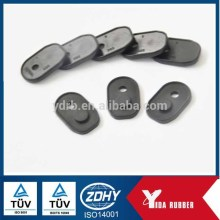 High Quality EPDM Rubber Grommet/ Flat Round Rubber Gasket for Oil and Water Sealing
