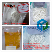 Esteroide anabólico oral de alta pureza 4-Chlorodehydromethyltestosterone 2446-23-3