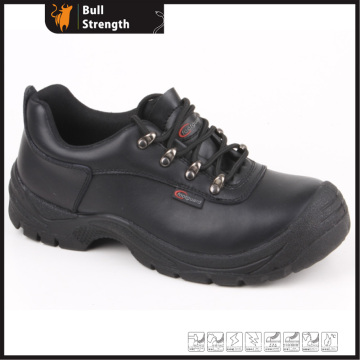 Genuine Leather Safety Shoe with Steel Toe&Midsole (SN5213)