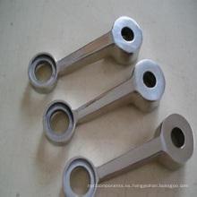 Piezas de automóvil de fundición de precisión de acero inoxidable (fundición de cera perdida)