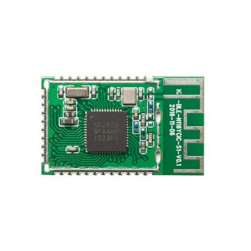 Conception de carte de circuits imprimés pour module BLE, périphérique BLE, projet BLE