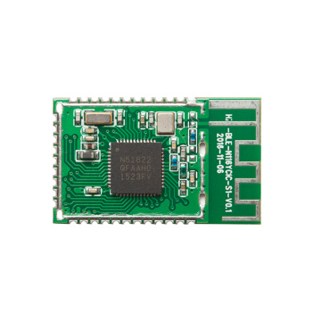 PCB circuit board design for BLE module, BLE device, BLE project