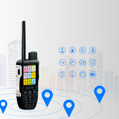 Outdoor Handheld GPS For Hunting Two-Way Radios