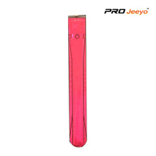 PVC Fluo Pink Safety LED Bracelet