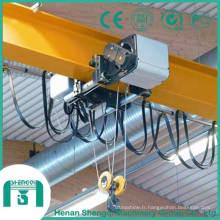 Équipement de levage Type HD Pont roulant à poutre simple