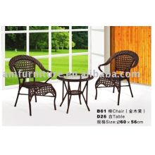 modern synthetic pure rattan outdoor furniture