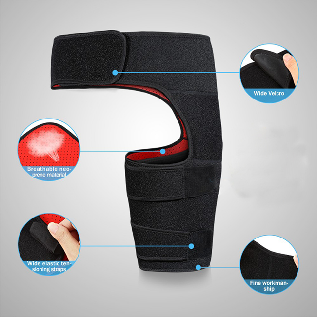 Breathable Thigh Brace