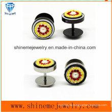Shineme Schmucksache-Körper-Schmucksache-Qualitäts-guter Preis-Art- und Weiseohr-Bolzen (ER2926)