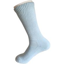 Halbe Kissen Sorbtek Coolmax Diabetische Gesundheitswesen Medizinische Blaue Socken (JMDB05)