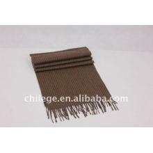 Plain men wool scarf shawl /cashmere plain men scarf