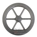 Customized High Quality Cast Iron Wheels
