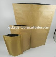 paper free sample pack bag custom color paper gift bag