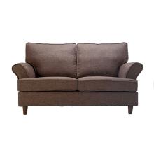 Moderno mobiliario de sala 1 + 2 + 3 sofá de tela