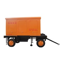 Customized for China Manufacturer of Trailer Type Generator,Power Generator,Mobile Diesel Generators,Trailer Type Diesel Generator electric generator 120kw 150kva yuchai supply to Greece Wholesale