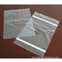 Zipper Slider Bags, Security, Barrier, Non-leakage, Anti-puncture and OEM Orders Welcomed