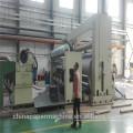 Máquina de rebobinamento de papel para máquina de fabricação de papel