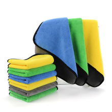 wholesale 300 GSM Microfiber Car Cleaning Towel