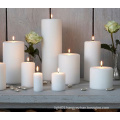Wedding favors fragrance scented pillar candle