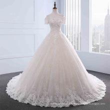 hors la dentelle épaule perles robes de mariée robe de mariée