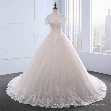 off The Shoulder Lace Beading Bridal Gown Wedding Dresses