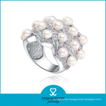 925 Sterling White Silver Ring Jewellery for Free Sample (R-0398)