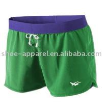 Diseño de moda Shorts deportivos Shorts de entrenamiento Pantalones para correr