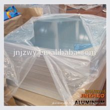 6082 t6 feuille en aluminium 5052 5754 5083 H32 H32
