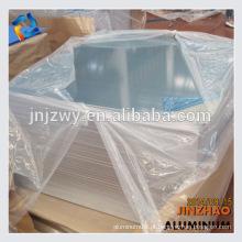 7075 folha de alumínio de 4mm usada na Aviation H112