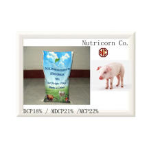 China Proveedor Fosfato dicálcico DCP / Mcp / MDCP Animal Feed Addtive